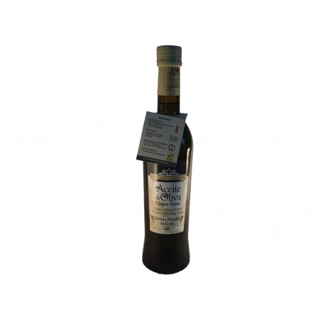 Aceite oliva virgen extra DELICATE 500 ml.